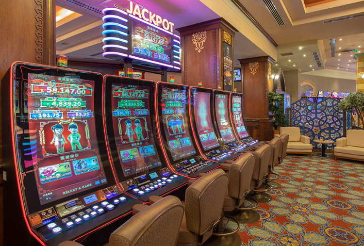 Free Casino Video Slots: practice online at the top online casino